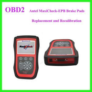 China Autel MaxiCheck-EPB Brake Pads Replacement and Recalibration on sale