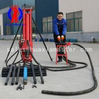 Wholesale KQZ-100 pneumatic percussion drilling machine/Portable pneumatic drilling equipment for rock drilling from china suppliers