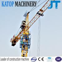 Wholesale Factory supply TC5010 1t~4t load 50m high tower crane from china suppliers