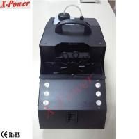 Wholesale 1000W LED Fog - Bubble Machine With 6*3W RGB LED 3 in 1 Function, Timer Romote Control  X-F25L from china suppliers
