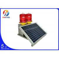 Wholesale AH-MS/D Medium-intensity Double Solar Aviation Obstruction Light from china suppliers
