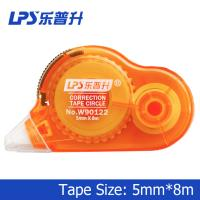Wholesale Students Plastic Cute Correction Tape With Rubberized Grip Orange 5mm x 8m from china suppliers