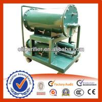 China Coalescing Separation Diesel Oil Purifier, Light Fuel Oil Filter Machine,Dehydration Plant on sale