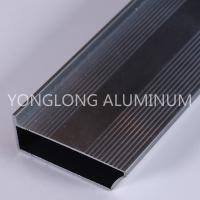 Wholesale Strong Hardness Aluminium Profile For Glass Doors Rectangle Shape from china suppliers