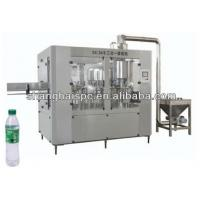 Wholesale SPC CGF Automatic Beverage Filling Machine 3 In 1 Water Filling Machine from china suppliers