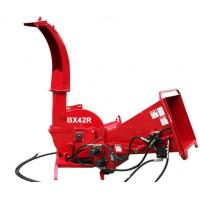 Wholesale 4 Reverse Blades Tractor Wood Chipper ShredderFor 3 Point Hitch Self Feeding from china suppliers
