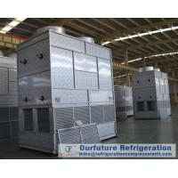 Wholesale Ammonia / Freon Refrigeration System Evaporative Condenser 220V 3 Phase 60 Hz from china suppliers