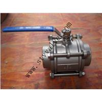Wholesale 3PC BALL VALVE BUTT WELDING END BALL VALVE from china suppliers
