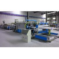 Wholesale Fully Automatic Plastic Sheet Making Machine / PVC Foam Plate Making Machine from china suppliers