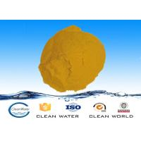 Wholesale Decolorant poly aluminum chloride polymer flocculant  for textile waste water from china suppliers