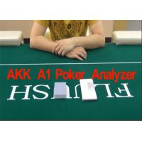 Wholesale Latest Version All In One AKK K1 Poker Analyzer For Playing Cards Gambling Cheat from china suppliers