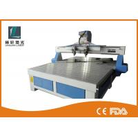 Wholesale Intelligent 4 Heads 3D CNC Router Wood Working Machine For Furniture Sculpture from china suppliers