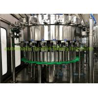 Wholesale 250ml-2L Automatic Carbonated Beverage Filling Machine / Carbonated Drink Filling Machine from china suppliers