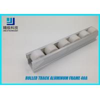 Wholesale Aluminum Roller Track Flow Rail Roller Gravity Conveyor With PE Rollers 40A from china suppliers