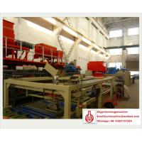 China Construction Material Making Machinery for Mgo / Mgcl / Fiber Glass Mesh Raw Material on sale