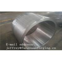Wholesale JIS EN ASME ASTM Hydraulic Cylinder Bushing Sleeve Forged C45 4130 4140 42CrMo4 4340 Rough Machined And UT from china suppliers