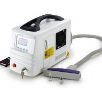 Wholesale Portable tattoo removal Q-Switch yag laser machine for Skin rejuvenation from china suppliers