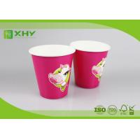 Wholesale 10oz Top dia 90mm Double PE Coated Disposable Paper Cup For Cold Drinks 350ml from china suppliers