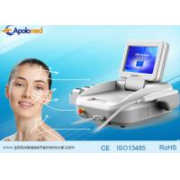 Wholesale Portable 10 lines wrinkle removal and anti aging beauty machine hifu system from china suppliers