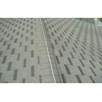 Wholesale Gray / red Bitumen Mansion Laminated Asphalt Shingles , roof tile from china suppliers