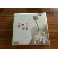 Wholesale Luxury High Grade Moon Cake Packaging Box , Hot Foiling Printing Gift Paper Box from china suppliers