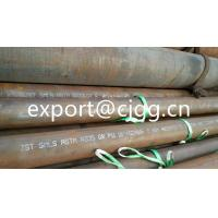 Oil Transportation Seamless Alloy Steel Pipe ASTM A335 P11 2mm - 50mm Wall Thickness