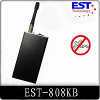 Wholesale 800mW 30dBm GPS Signal Jammer 1500MHZ Blocker , Gps Jammer from china suppliers