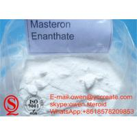 Wholesale Drostanolone Enanthate Muscle Building Steroids Masteron Cutting Cycle Raw Source from china suppliers