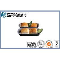 Wholesale Freezer Disposable Foil Takeaway Containers With Lids , Aluminum Foil Baking Trays from china suppliers
