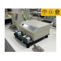 Wholesale LCD Displays ASTM D5264 Ink Rub Test Machine , Professional Abrasion Testing Machine from china suppliers