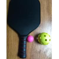 Wholesale Pickleball racquet, light weight, cool design, meta aramid honeycomb in the middle, high strength from china suppliers