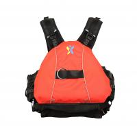 China Detachable Lock Water Ski PFD Life Jacket Stainless Steel O Ring Wear Resistant for sale