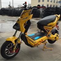 Wholesale High Power Fashionable Cool Electric motorcycle for adults and Commuters 60v 20Ah 1000W from china suppliers