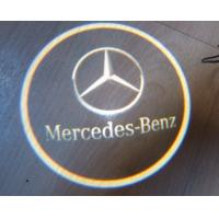 Wholesale LED HD Logo Projector Door Lights for Mercedes-Benz from china suppliers