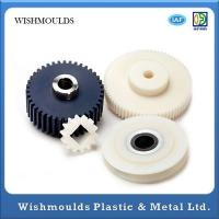 Wholesale PA66 Precision Industrial Plastic Parts By Plastic Prototype Injection Molding from china suppliers