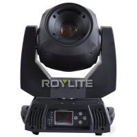 Wholesale 150w Single White Super Power LED Moving Head Spot Motorized Iris 3 Prisms from china suppliers