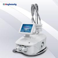 Wholesale Customized Color Cryolipolysis Fat Freeze Slimming Machine 2 Handles Work Together from china suppliers