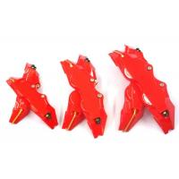 Wholesale Auto Caliper Brake Covers/ Red Brake Pad Covers Increase The Braking Effect from china suppliers