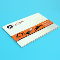 Wholesale OEM Pantone Color Document Printing Services With Gloss Lamination / Matte Lamination from china suppliers