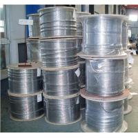 Wholesale Round Coiled Line Pipe Stainless Steel Hydraulic Control Line For Oil Fields from china suppliers