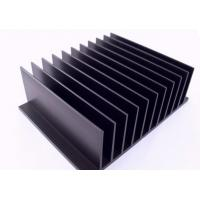 Wholesale 6005 , 6060 Anodized Aluminum Heatsink Extrusion Profiles For Medical Equipment / CPU Cooler from china suppliers