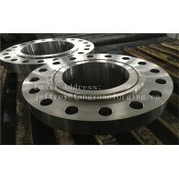 Wholesale ASME B16.5 WN A350 LF6 Forged Carbon Steel Flange With Nice Packing Or Un-standard Flange from china suppliers