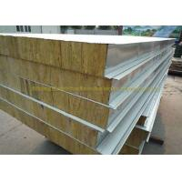 Wholesale Anti Oxidation Metal Roof Panels Steel Structure Insulated Wall Panels from china suppliers