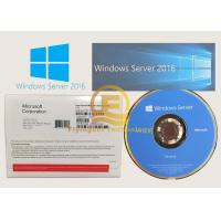 Wholesale Microsoft Windows Server 2016 R2 Datacenter CD DVD Version OEM New Key from china suppliers