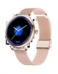 Wholesale Round Touch Screen ROHS Ladies Bluetooth Smart Watch from china suppliers