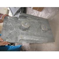 Wholesale High Cr Aluminum Sand Castings White Iron With HRC58 Hardness from china suppliers