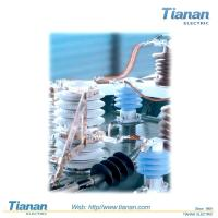 China TIANAN Surge Arrester Medium Voltage 12 KV For Railway , HV Load Switch on sale
