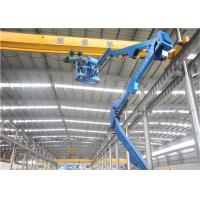 China Z-45E Man Lift Equipment 5.54*1.75*2.0m Steadily Turn Around Advanced for sale