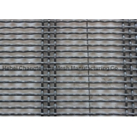 China Welded Shroud ISO9001 Aperture 100mm Carbon Steel Wire Screen on sale