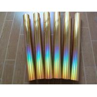 Wholesale Laser Gold Hot Stamping Foil , Yew Graphic Gold Foil Paper Printable from china suppliers